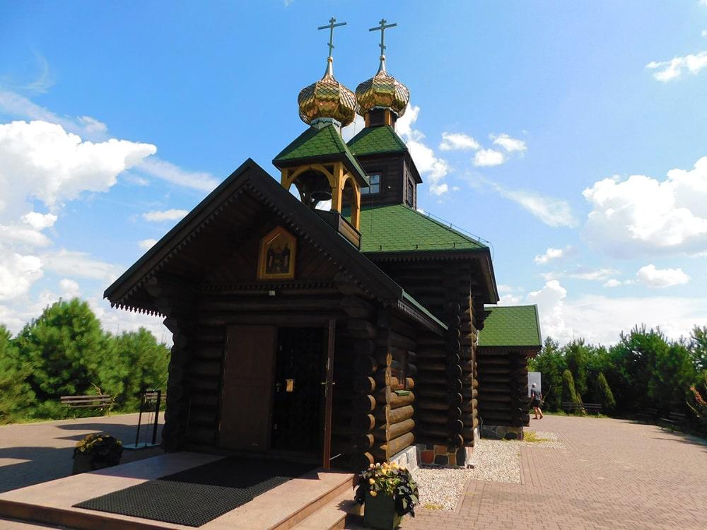 klasztor odrynki siemianówka