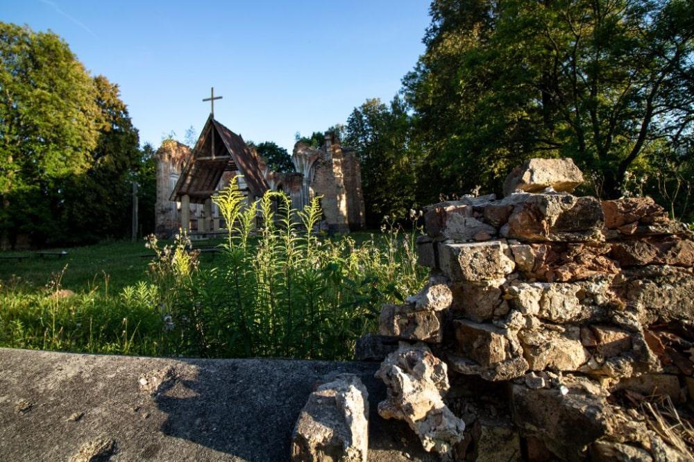 kościół jałówka siemianówka
