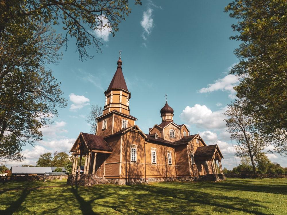 podlaska cerkiew siemianówka